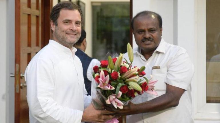 Karnataka CM H D Kumaraswamy's wife Anita won from the Ramanagara Assembly constituency | India Today