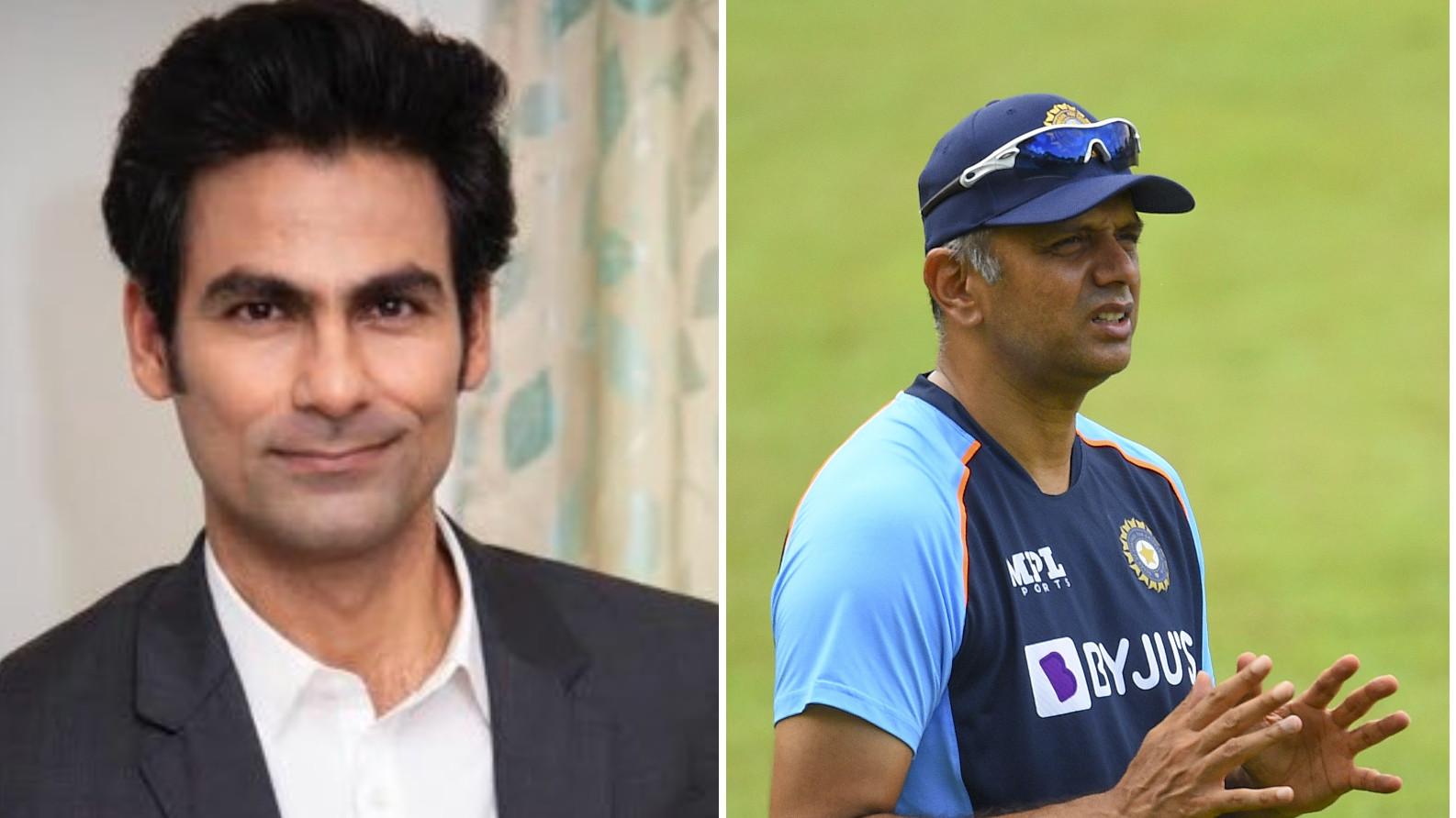 SL v IND 2021: Rahul Dravid should pick the best possible India XI against Sri Lanka, says Mohammad Kaif