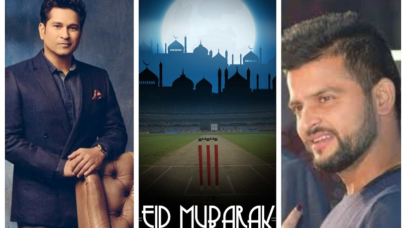 Indian cricket fraternity wishes the country on the holy occasion of Eid