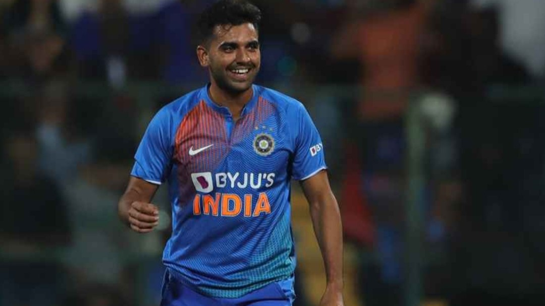 Spell of 6/7 against Bangladesh very special for me, says Deepak Chahar