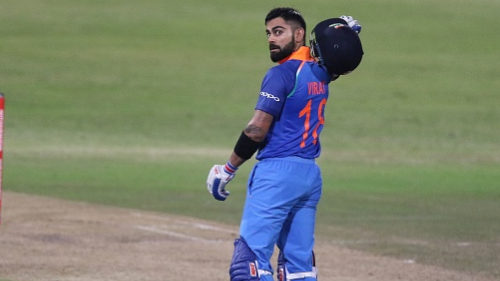 Virat Kohli reveals the secret behind his ability to score hundreds