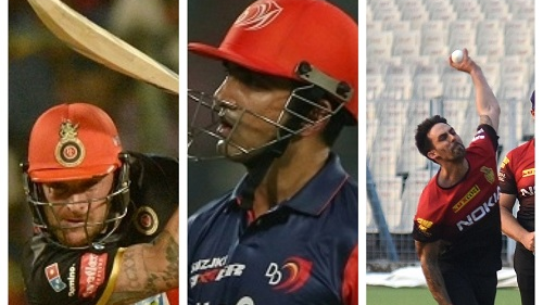 IPL 2018: 5 players who probably will not play IPL next year