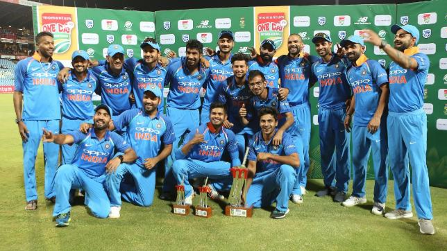 Indian Team in 2017-18 Season : Statistical Highlights