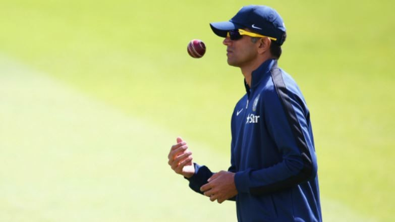Rahul Dravid included in BCCI's COVID-19 task force at National Cricket Academy