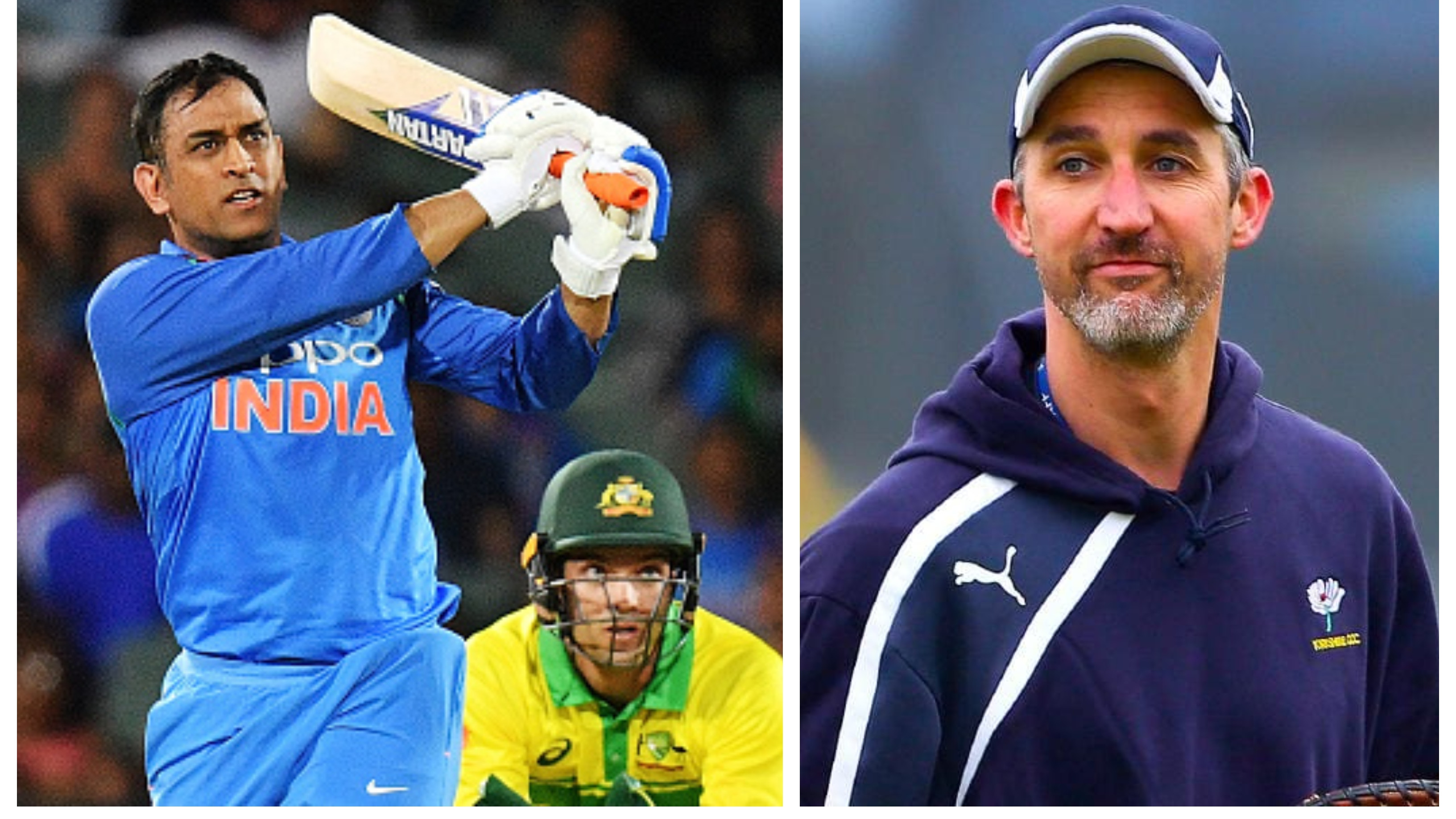 AUS v IND 2018-19: MS Dhoni knows how to pace an innings in different situations, says Jason Gillespie