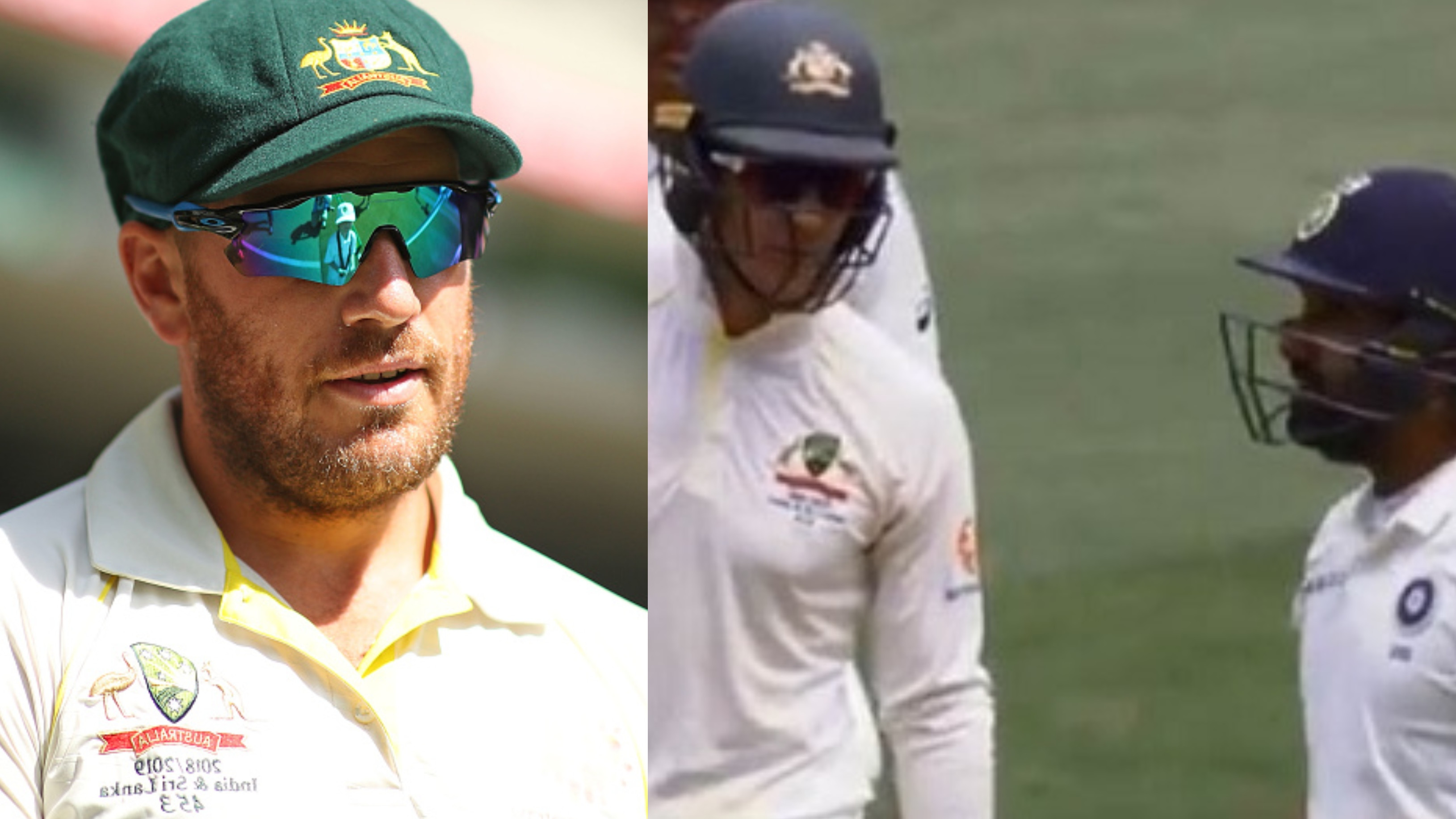 AUS v IND 2018-19: Aaron Finch speaks on Tim Paine's banter with Rohit Sharma at MCG