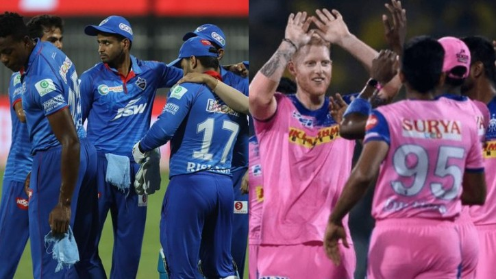 IPL 2020: RR clap backs at DC's jibe at their poor IPL 13 performance