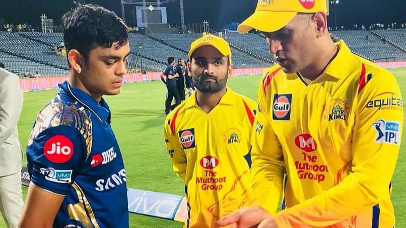 IPL 2018: Ishan Kishan gets