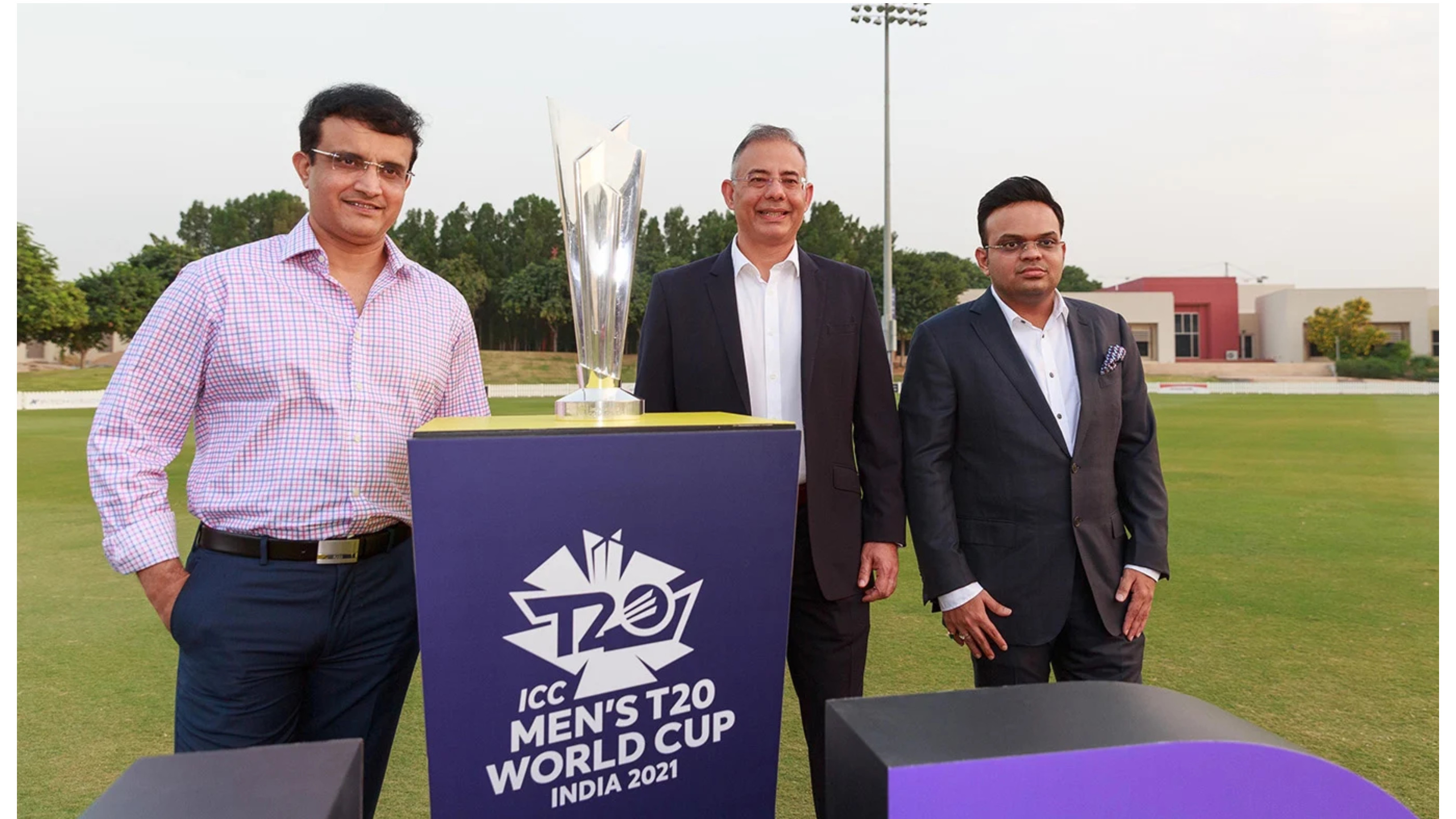 ICC has backup plans ready for T20 World Cup, proceeding as planned now