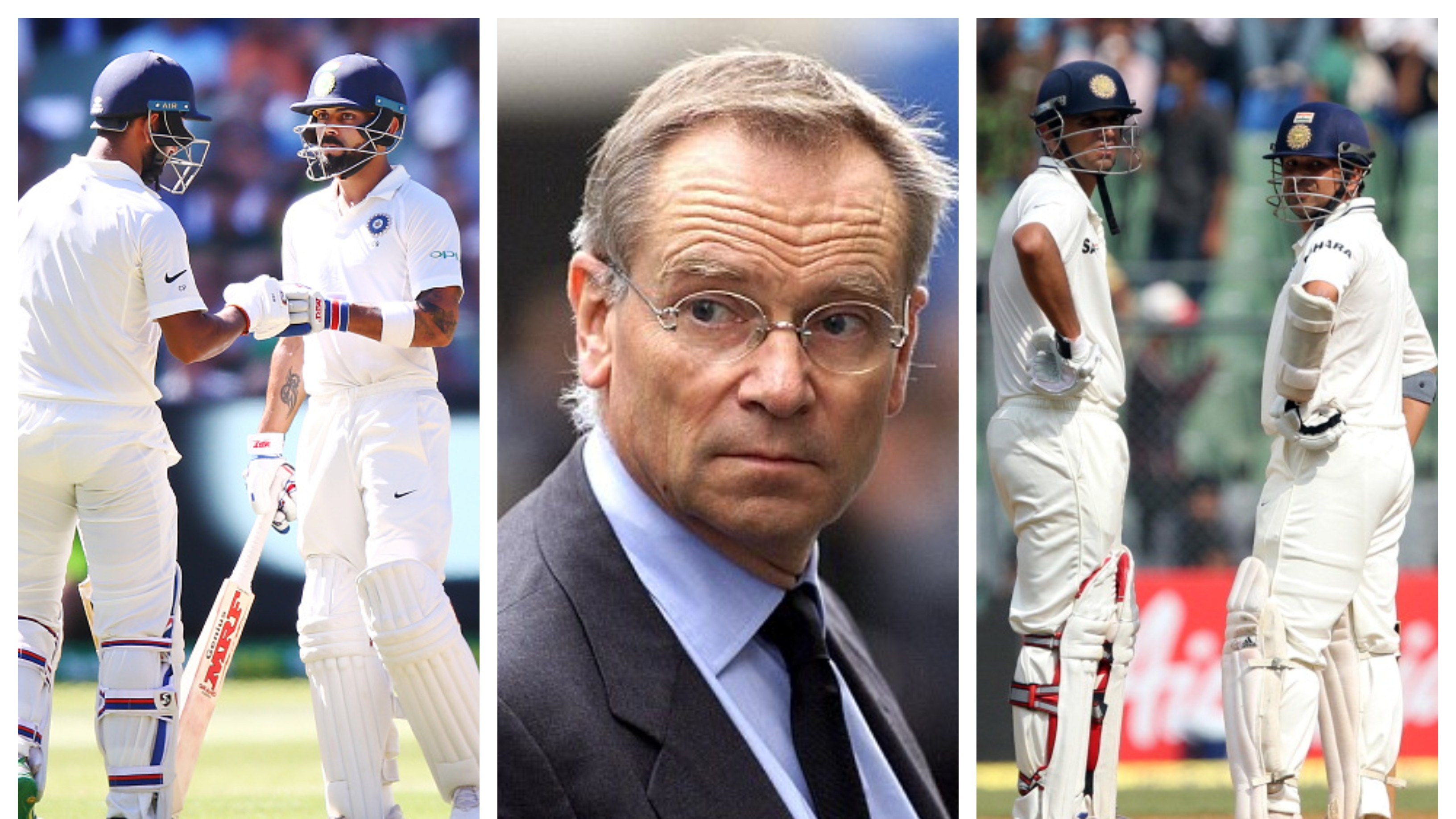 Pujara and Kohli are Tendulkar and Dravid of this era for India, says Jeffrey Archer