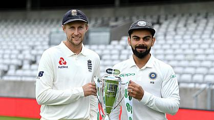 ENG vs IND 2018 : 1st Test - Statistical Preview