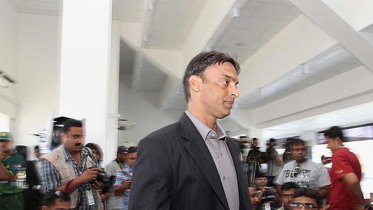 Shoaib Akhtar steps down as Advisor to the PCB  Chairman