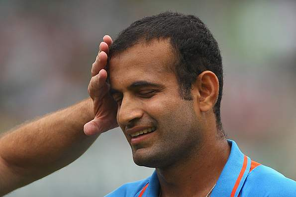Irfan Pathan | GETTY