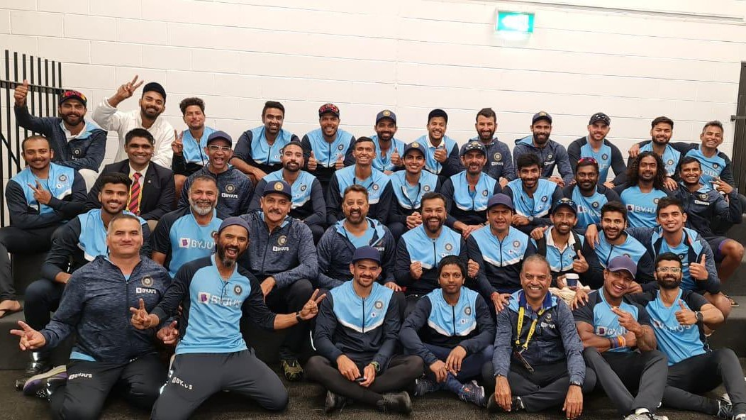 AUS v IND 2020-21: Full Indian squad, including isolated five to travel together to Sydney on Monday