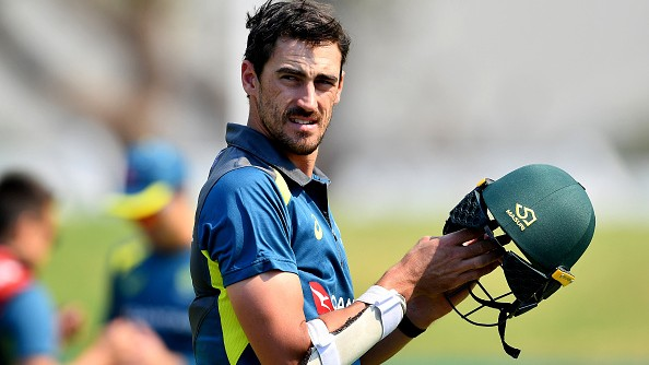 Starc has his say on players participating in IPL during early stages of Australia's home season