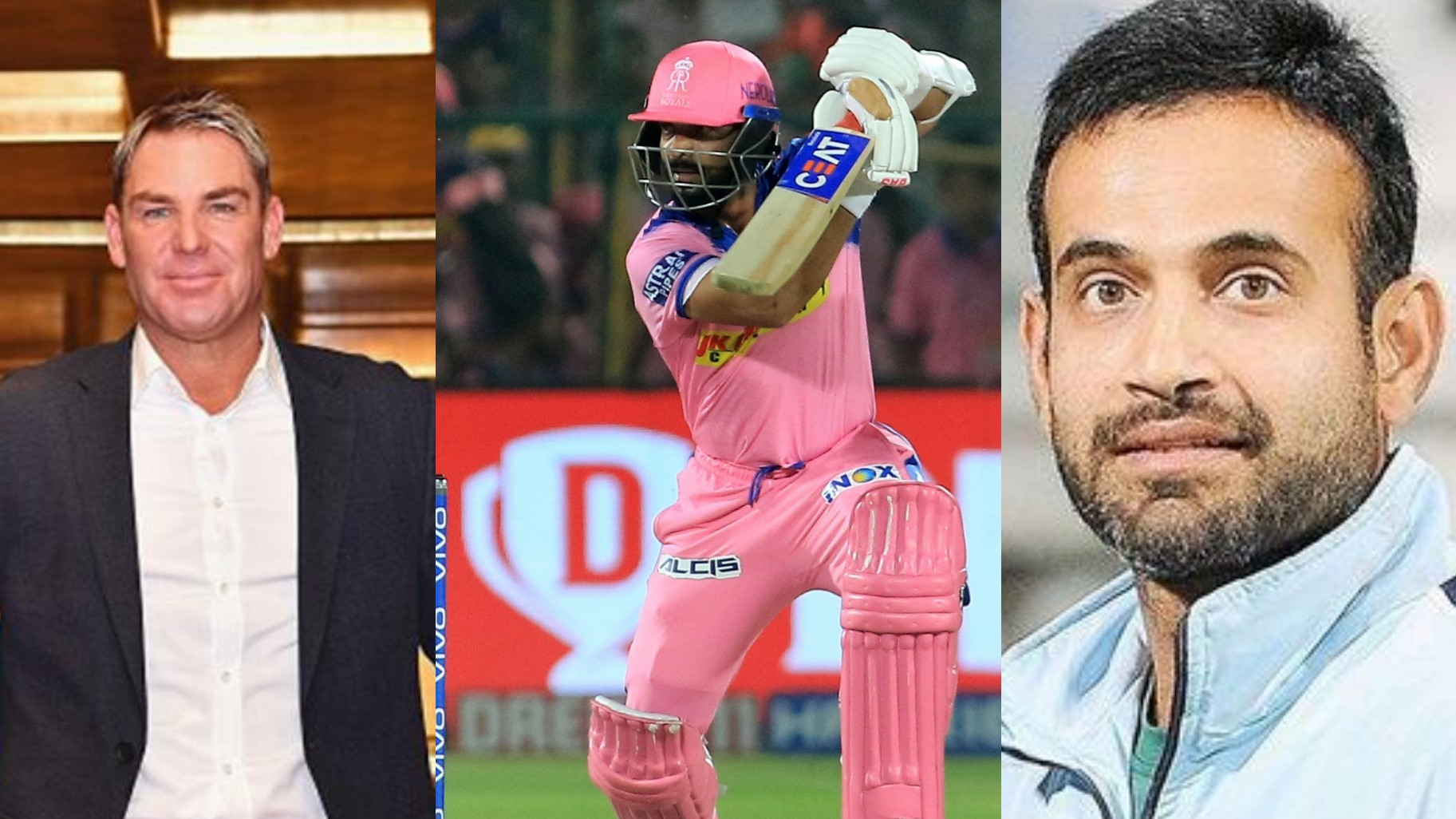 IPL 2019: RR v DC- Cricket fraternity lauds Ajinkya Rahane as his 105* takes RR to 191