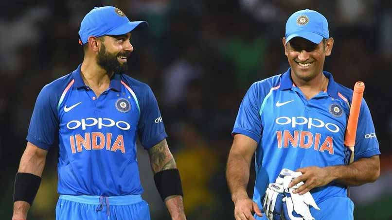 IPL 2018: Watch – MS Dhoni expresses his views on Virat Kohli's captaincy