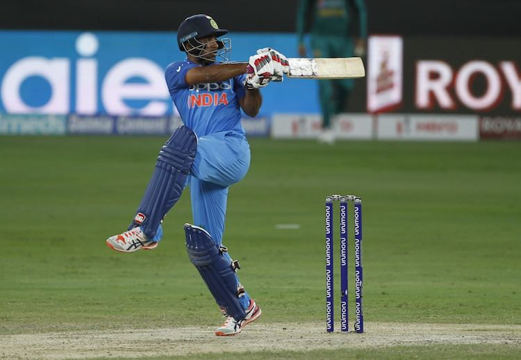 Ambati Rayudu had a very good Asia Cup 2018 | Getty