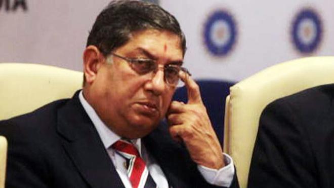 एन श्रीनिवासन से 2009 आईपीएल की जाँच के मामले में हुई पूछताछ