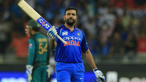 ASIA CUP 2018: Rohit Sharma overjoyed after India's repeated stellar show against Pakistan