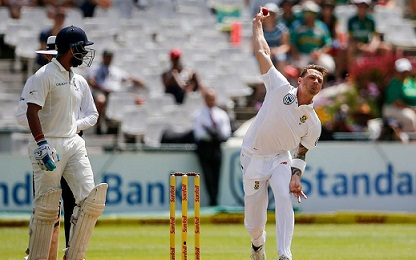SA vs IND 2018: Dale Steyn to return in six weeks time