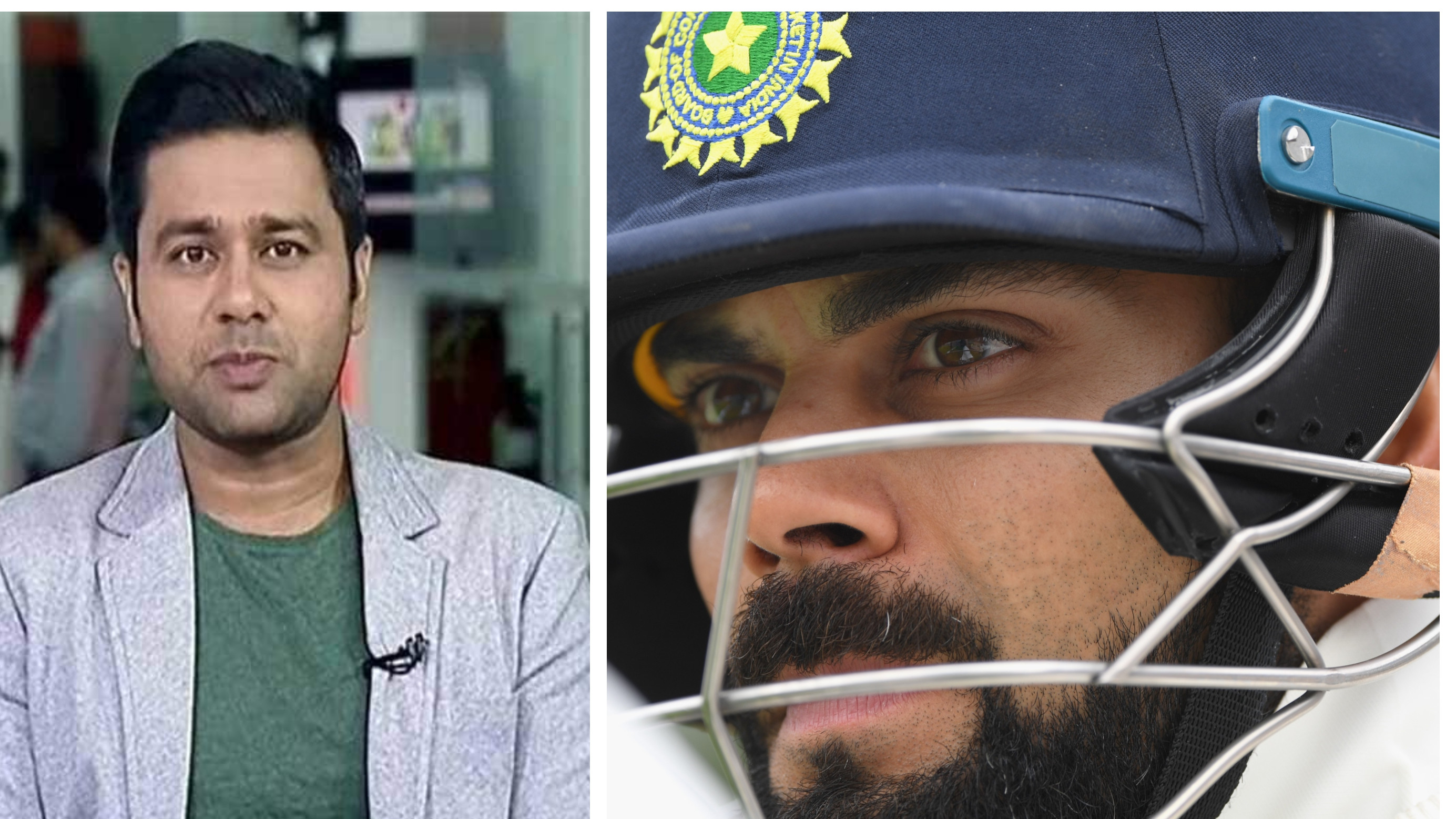 ENG vs IND 2018: Virat Kohli is the only Indian batsman to have progressed the rest have regressed, says Aakash Chopra