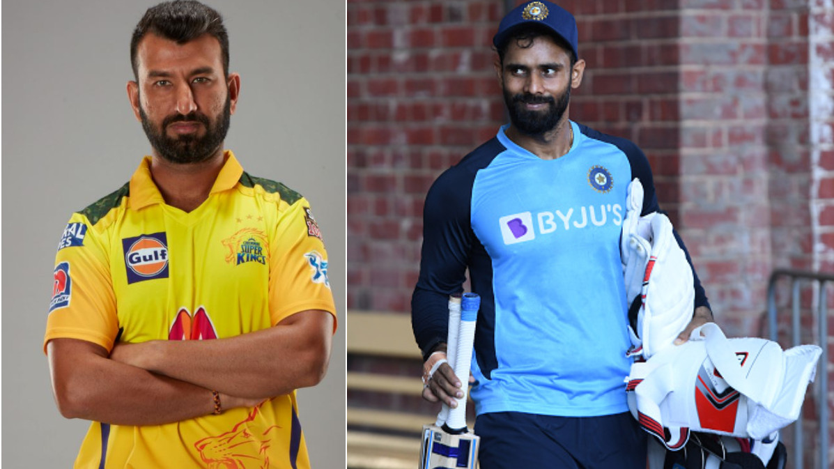 IPL 2021: Cheteshwar Pujara feels for Hanuma Vihari; says he should also be part of the IPL