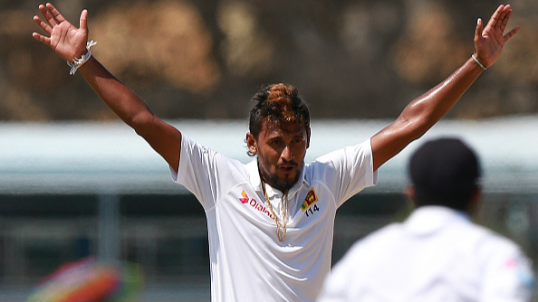 WI v SL 2018: Suranga Lakmal named Sri Lanka's captain for the Barbados Test against West Indies