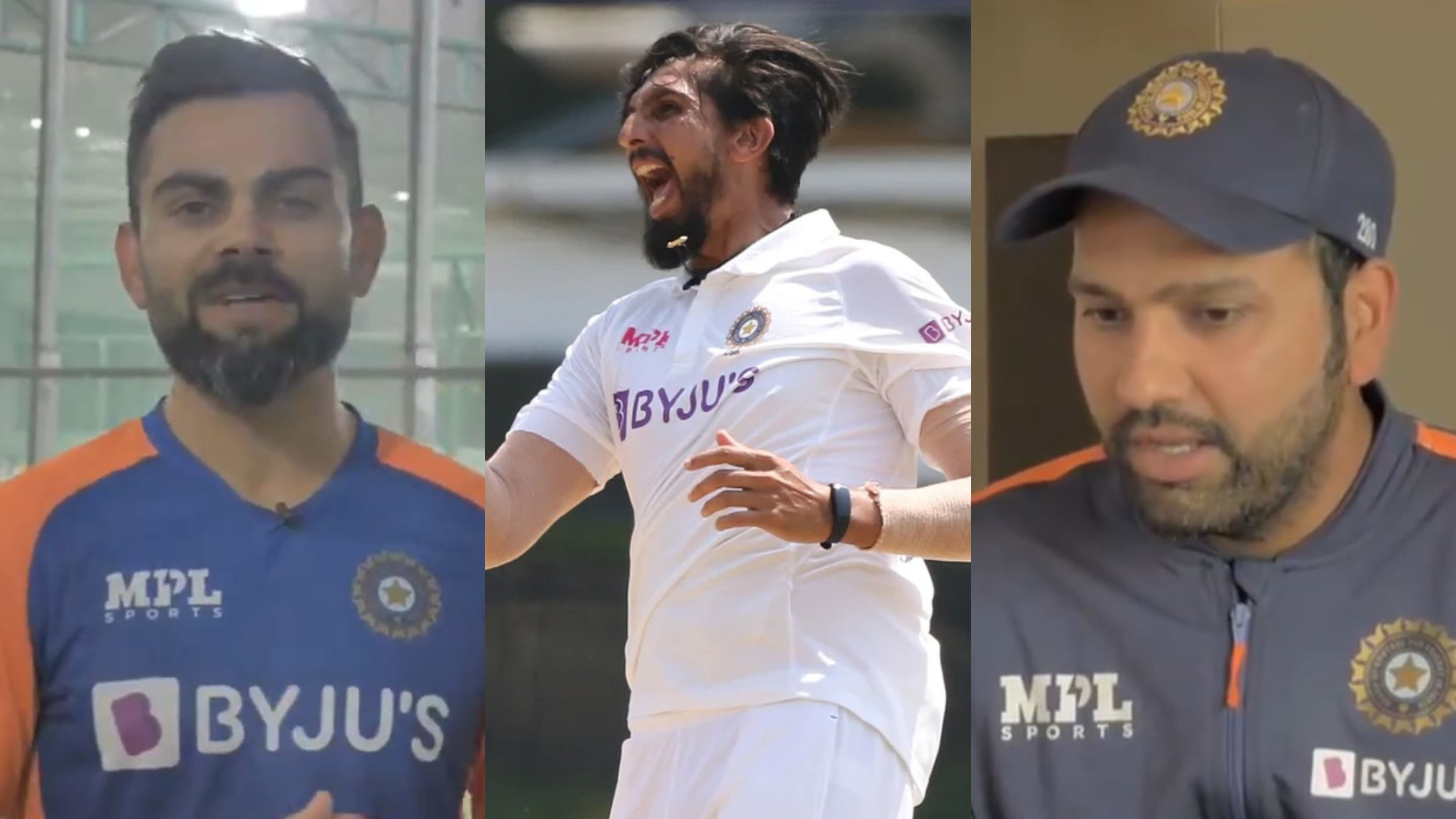 IND v ENG 2021: WATCH- Virat, Rohit, Ashwin, and Rahane pay tribute to Ishant Sharma on eve of his 100th Test