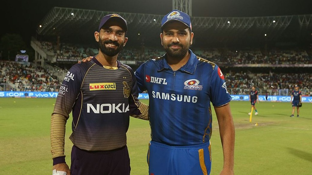 IPL 2020: KKR skipper Dinesh Karthik happy to face-off against Mumbai Indians early in IPL 13