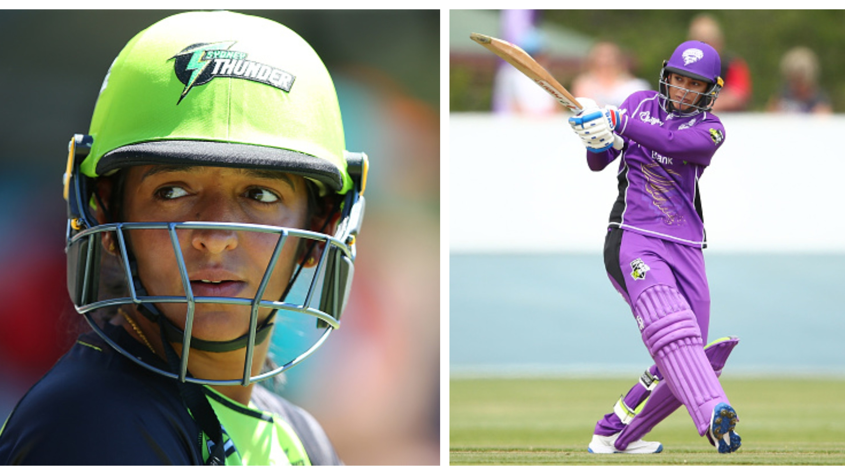 Fortunes differ for Smriti Mandhana and Harmanpreet Kaur in WBBL campaign openers