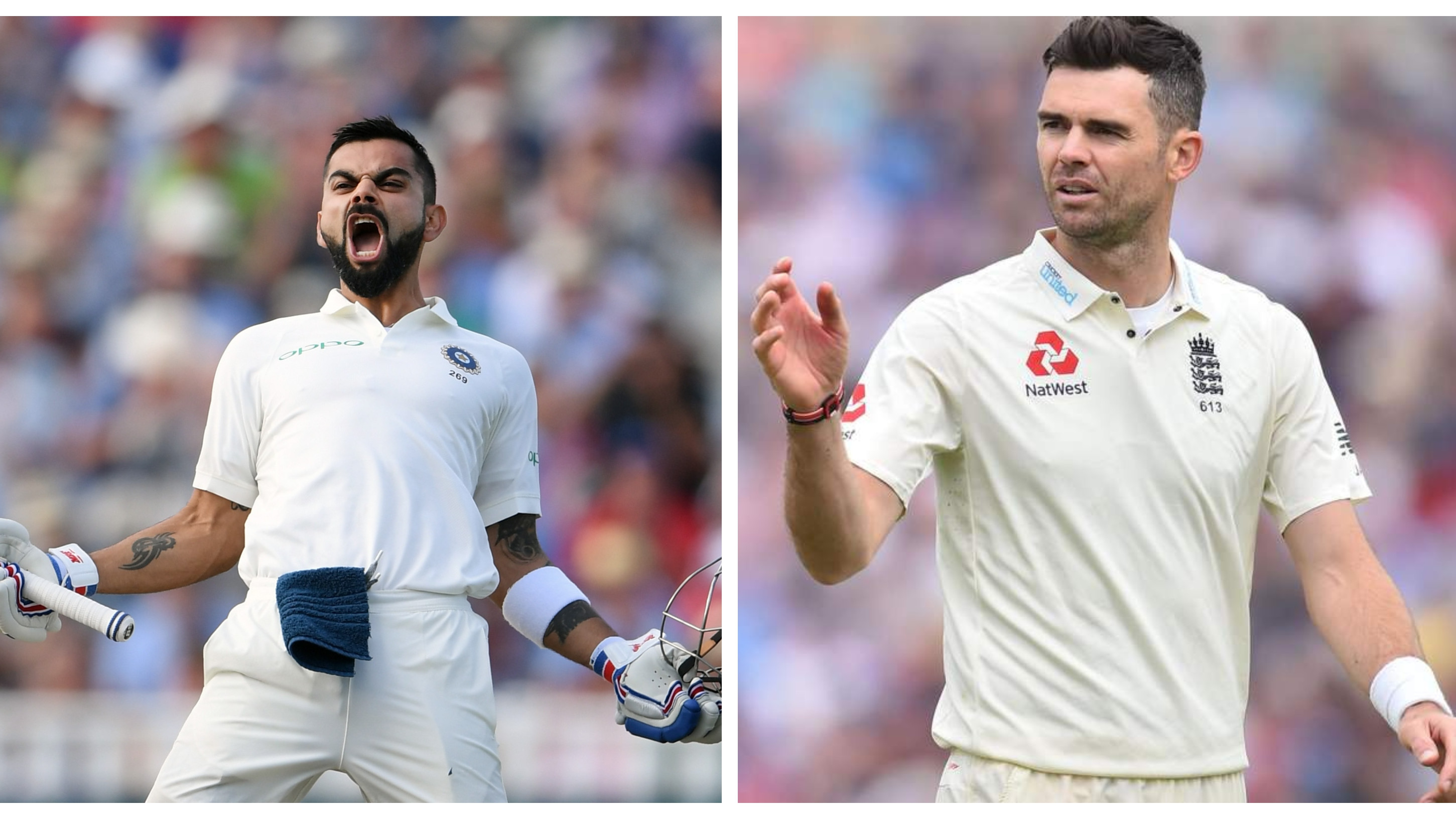 ENG vs IND 2018: Rivalry with Virat Kohli is fierce but fair, says James Anderson
