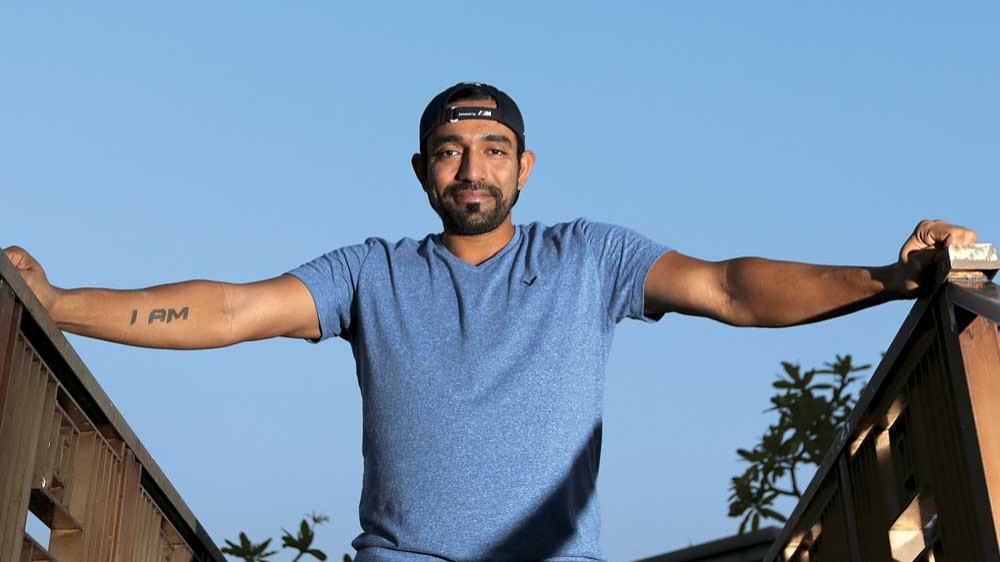 Robin Uthappa's epic transformation will leave you stunned