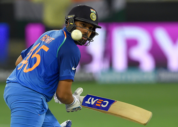 Rohit Sharma is in scintillating form in the ongoing Asia Cup | Getty