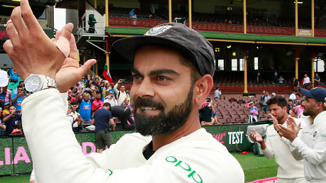 AUS v IND 2018-19: Virat Kohli opines on what his team needs to win more series overseas