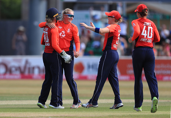 England announced squad for India series | Getty Images