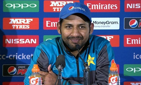 Bowling fast is Hasan Ali's real strength, says Sarfraz Ahmed