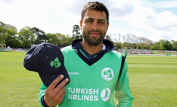 Simranjeet Singh made international debut for Ireland last year | Getty Images