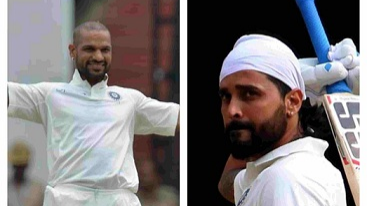 IND v AFG 2018: Only Test, Day 1 – Dhawan- Vijay centuries standout as Afghan bowlers fightback