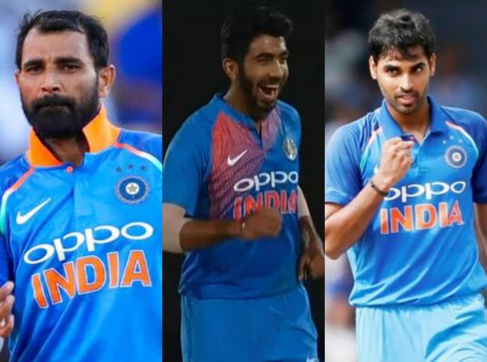 Indian Team management has asked IPL teams to take care of Shami, Bumrah and Bhuvneshwar
