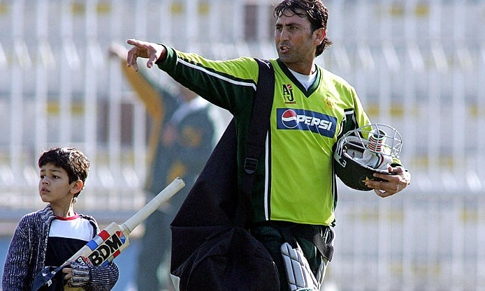 Younis Khan | GETTY