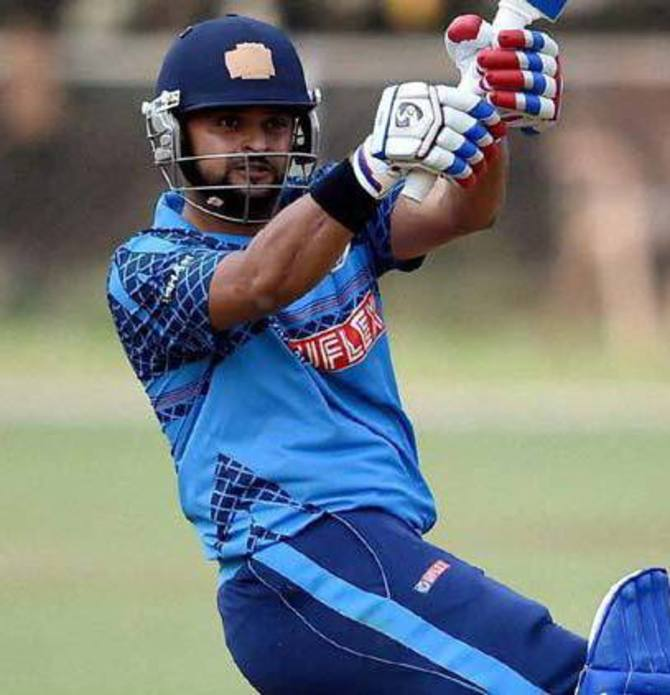 Syed Mushtaq Ali Trophy 2018: Suresh Raina slams his 4th T20 ton to power UPCA to 235/3