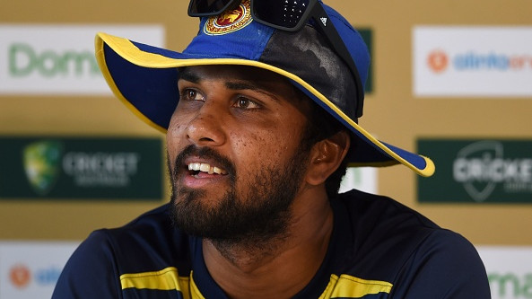 AUS v SL 2019: Dinesh Chandimal hoping to level Test series against Australia in Canberra