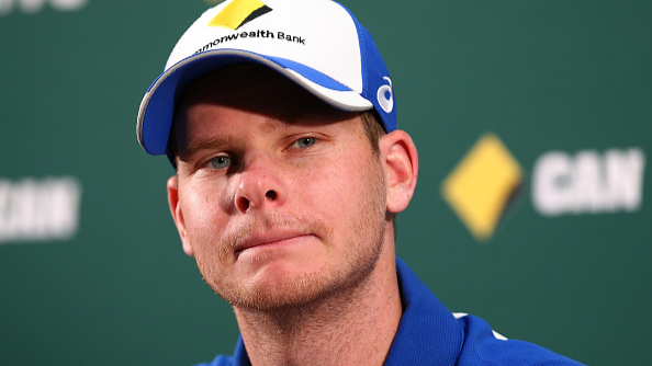 SA v AUS 2018: Steve Smith conveys his apologies to a devastated young fan