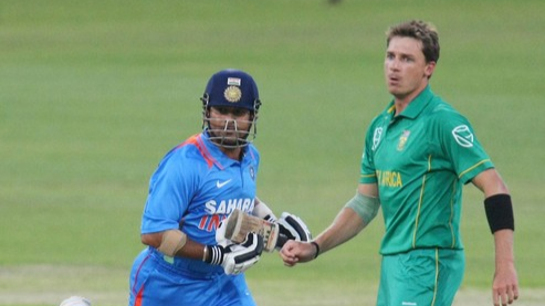 Dale Steyn overwhelmed as Sachin Tendulkar wishes him on his birthday