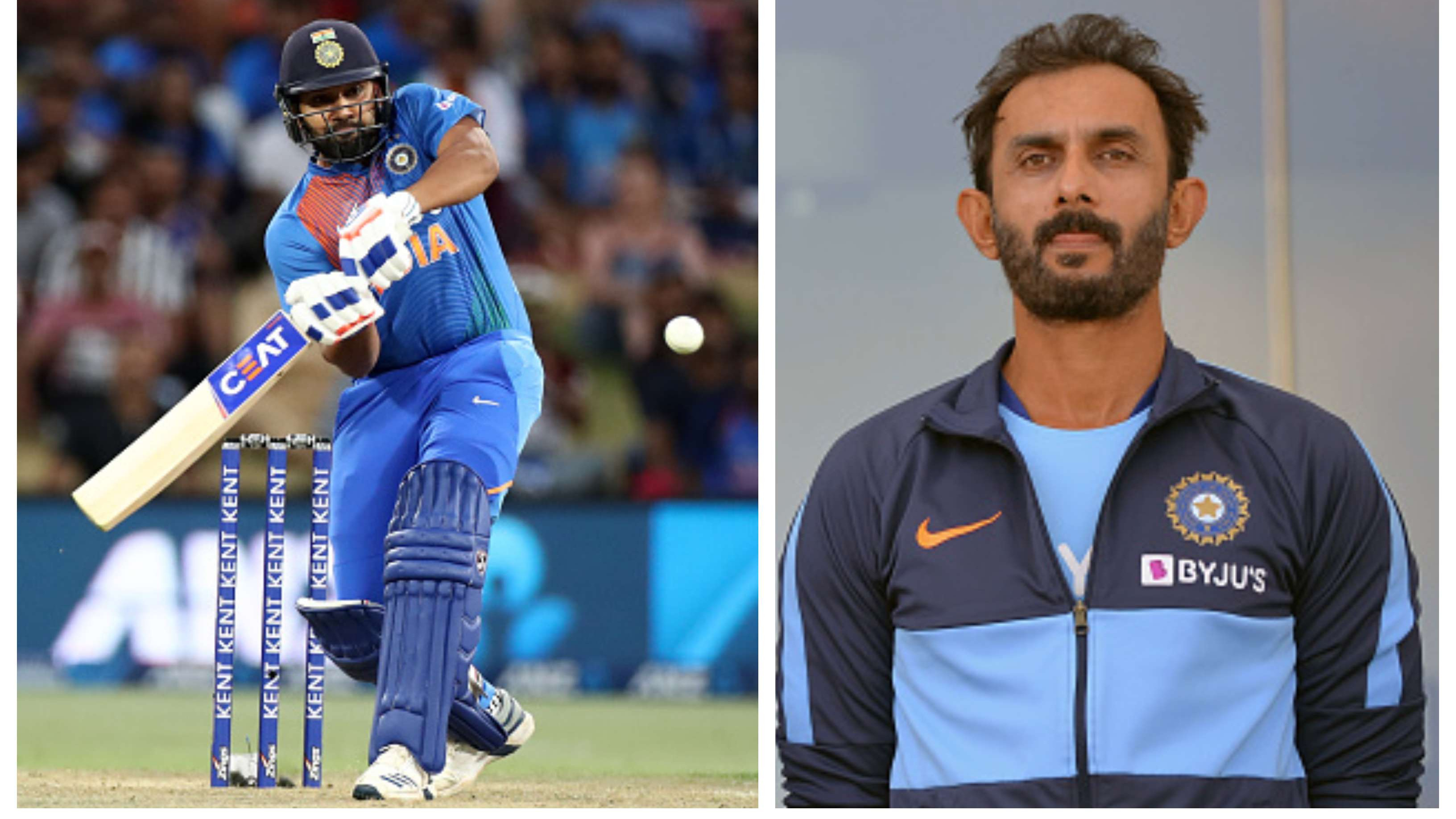 IND v ENG 2021: Won't like to see Rohit Sharma making any change to his approach in T20Is, says Vikram Rathour