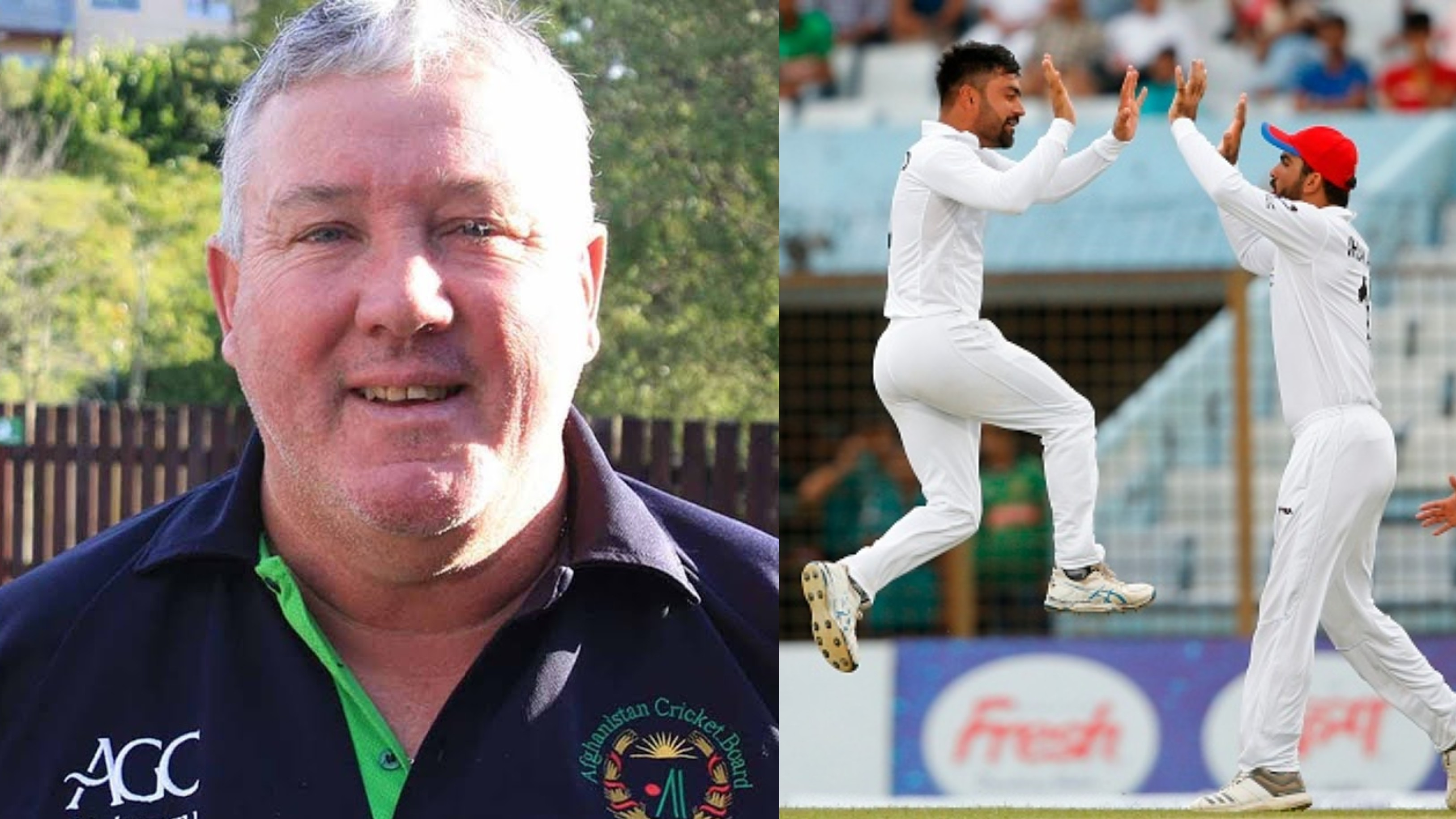 Bangladesh Test victory has given us the self-belief, says Afghanistan coach Andy Moles