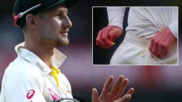 Virender Sehwag lauds the cameraman for capturing Cameron Bancroft tampering the ball