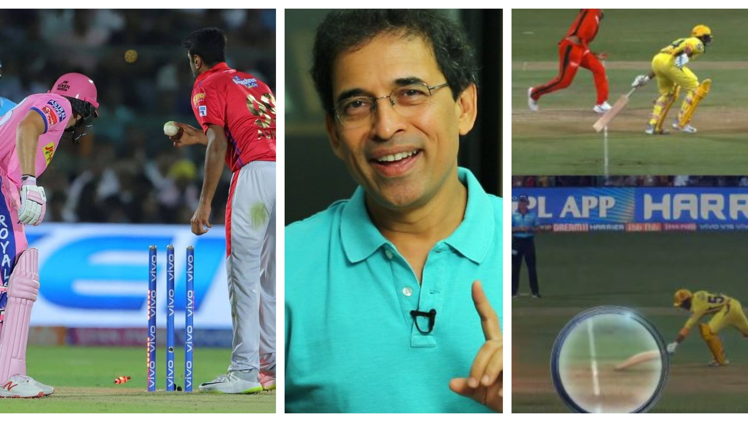 IPL 2019: Harsha Bhogle expresses support to