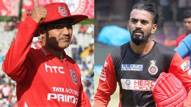 IPL 2018: KL Rahul credits Virender Sehwag for allowing freedom of expression at KXIP